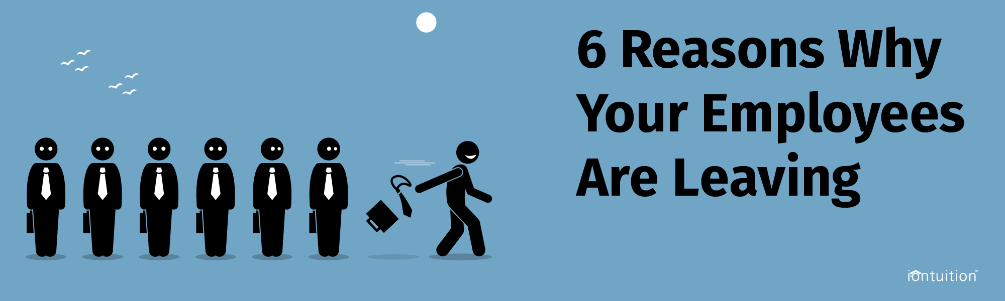 Losing Top Talent? The Reasons Why This Might Happen To You